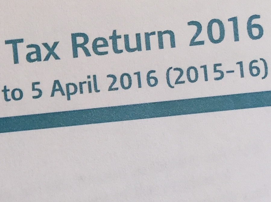 HMRC warning on paper tax returns